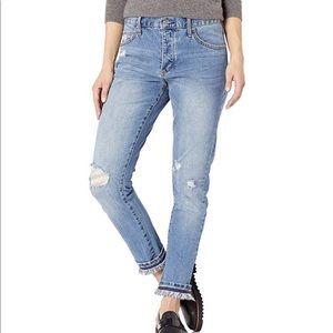 Vintage America-Vintage Taper Jeans